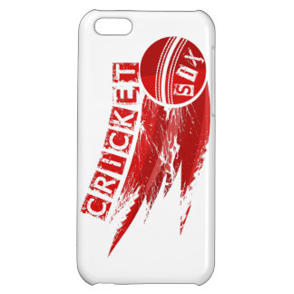 Cricket Ball Sixer iPhone 5C Case