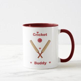 Cricket Buddy Mug