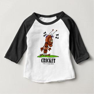 Cricket by Lorenzo © 2018 Lorenzo Traverso Baby T-Shirt