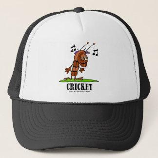 Cricket by Lorenzo © 2018 Lorenzo Traverso Trucker Hat
