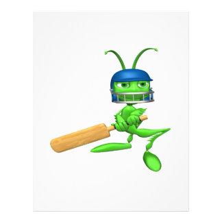 Cricket Cricket Custom Flyer