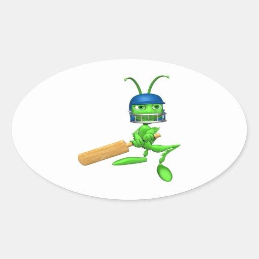 Cricket Cricket Sticker