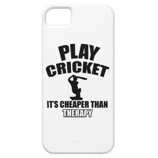 cricket   design iPhone 5 cases