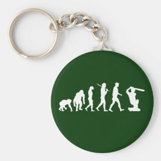Cricket - Evolution of cricket key chain