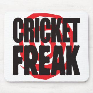 Cricket Freak Mouse Pads