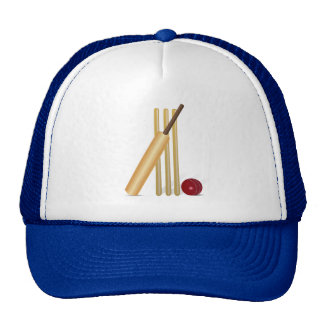 Cricket Game Cap