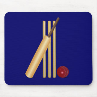 Cricket Game Mouse Pad