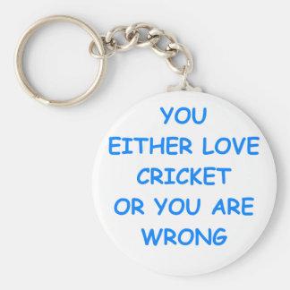 cricket keychains