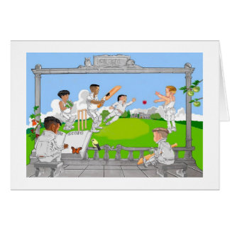 cricket, lovely cricket greeting card
