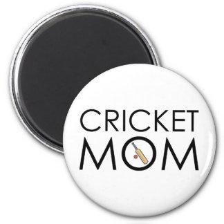 Cricket Mom Magnet