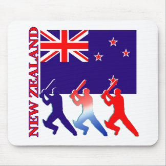 Cricket New Zealand Mouse Pads