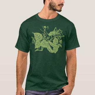 Cricket on Green T-Shirt