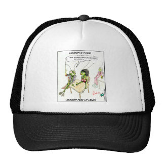 Cricket Pick-Up Lines Funny Gifts Tees Collectible Cap