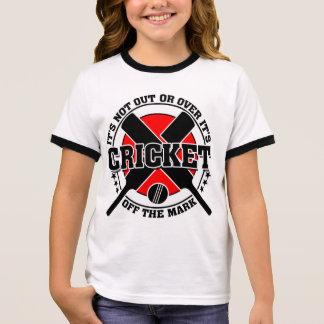 Cricket Ringer T-Shirt