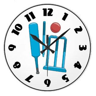 Cricket Set Clock