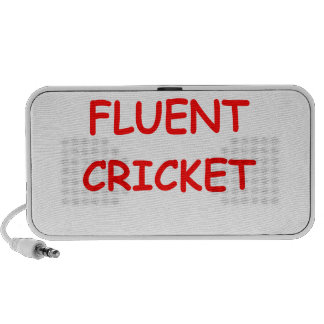 cricket mini speaker