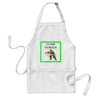 cricket standard apron
