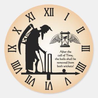 Cricket Sticker