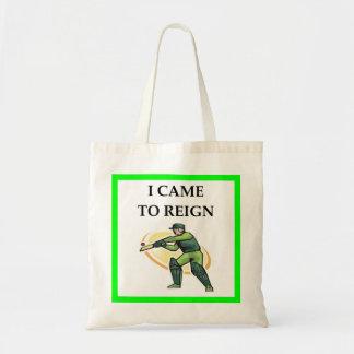 cricket tote bag