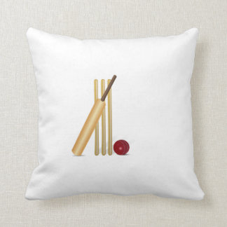 Cricket Wicket Cushion
