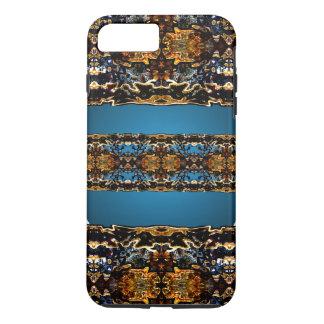 CricketDiane Blue Ornate Goth Steampunk Victorian iPhone 7 Plus Case