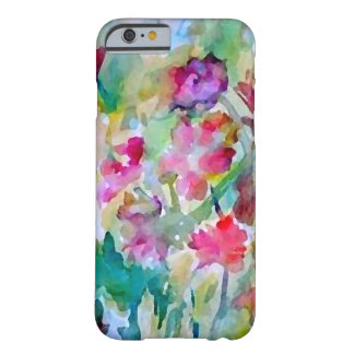 CricketDiane Flower Garden Watercolor Abstract Barely There iPhone 6 Case
