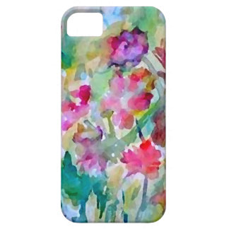 CricketDiane Flower Garden Watercolor Abstract iPhone 5 Cover