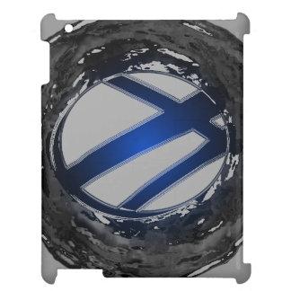 CricketDiane iPad Case Blue Modern Colors Design 2