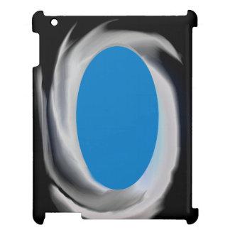 CricketDiane iPad Case Blue Modern Colors Design 3