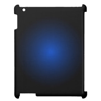 CricketDiane iPad Case Blue Modern Colors Designer