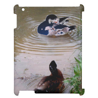 CricketDiane iPad Case Duck Ducks Lake Pond