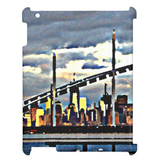 CricketDiane iPad Case Manhattan Skyline NYC City