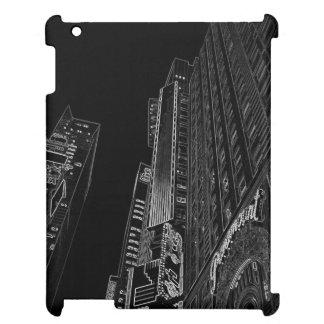 CricketDiane iPad Case NYC Black and White City