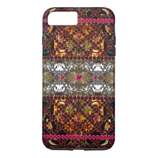 CricketDiane Jewel Trellis Goth Steampunk Princess iPhone 7 Plus Case