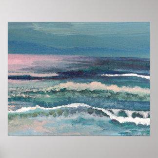 CricketDiane Ocean Poster - Cricket's Ocean