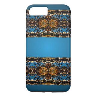CricketDiane Ornate Royal Blue Steampunk Victorian iPhone 7 Plus Case
