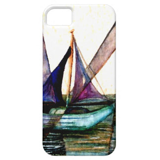CricketDiane Sailboat Abstract 1 Sailing iPhone 5 Cover