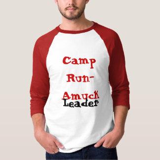 Cricket's Camp Runamuck 2012 Tshirt - 2