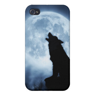 Cries of the Night Wolf Iphone 4 Case Cover