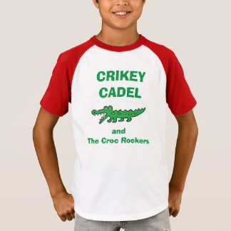 Crikey Cadel T-Shirt 2015 (Children)