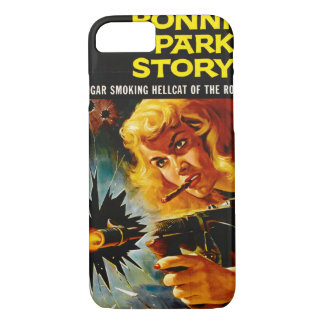 Crime Movie Poster 1958 iPhone 8/7 Case