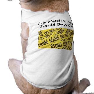 Crime Scene XS-3XL Shirt