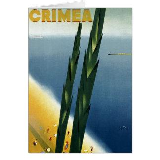 Crimea Greeting Card