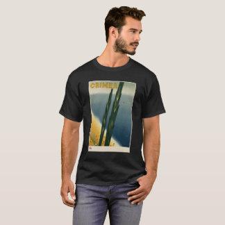 crimea vintage picture. T-Shirt