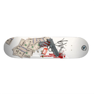 Criminal Intent 21.6 Cm Skateboard Deck