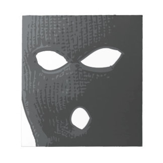 criminal-mask notepad