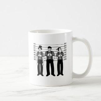 Criminal Mimes Coffee Mug