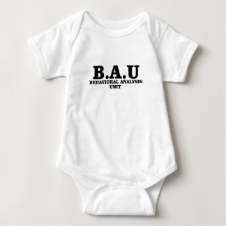 Criminal Minds BAU Behavioral Analysis Unit Shirts