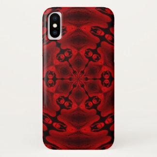 Crimson Antichrist Reflective Mandala Case
