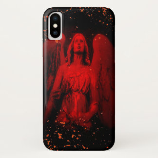 Crimson Fallen Angel Case